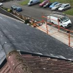 new roof in ballingry